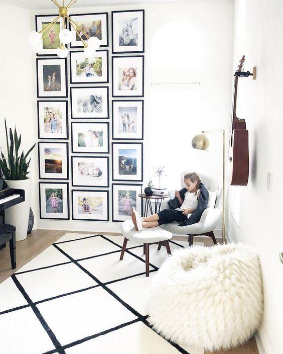 galeria zdjęć w salonie