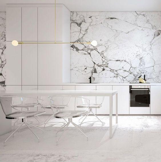 fronty kuchenne akrylowe