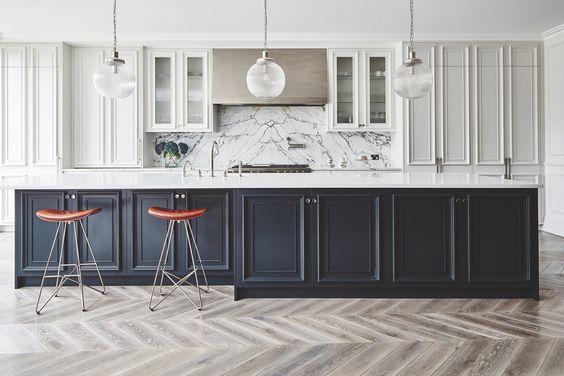 fronty kuchenne drewniane